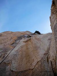 Where Have All the Cowboys Gone, 5.10d
