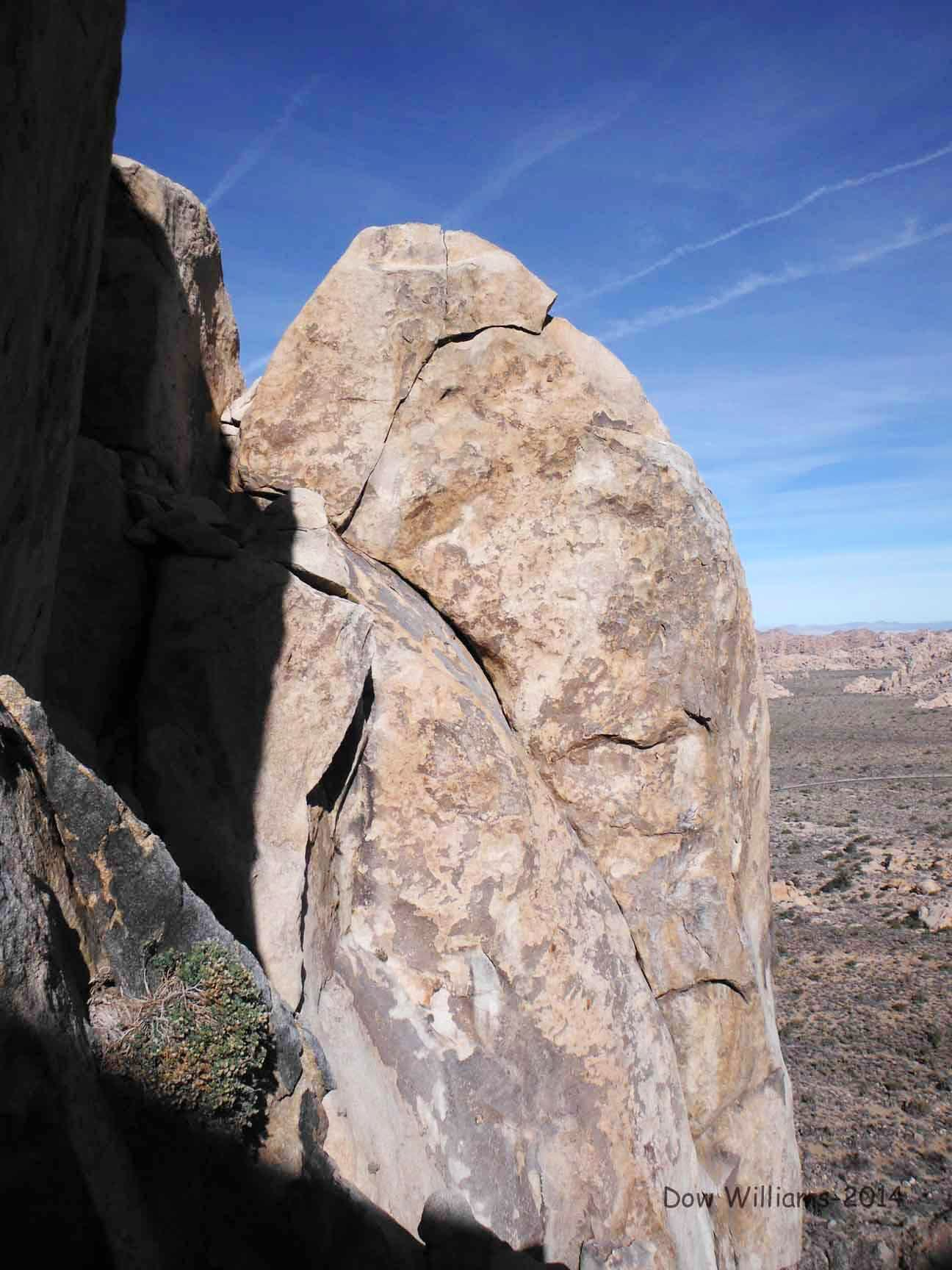 Saddle Rock, North Face, 5.8-5.13a