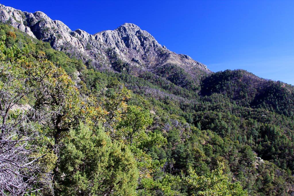 Mount Wrightson 3