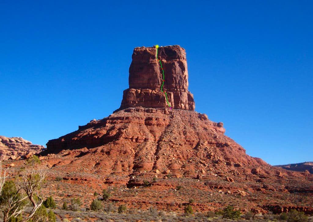Eagle Plume Tower