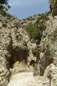 In Kritsa Gorge