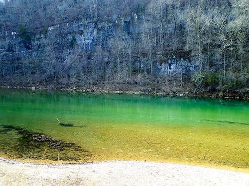Current River Green