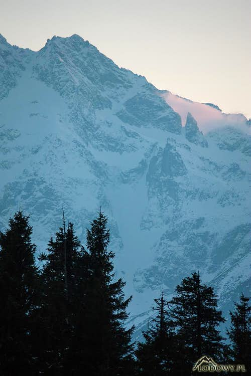 Cubryna peak