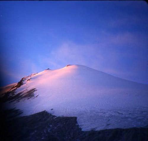 Sunrise on Orizaba -...