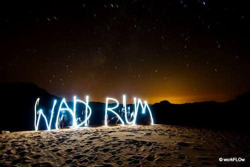 Wadi Rum Canyons Tour
