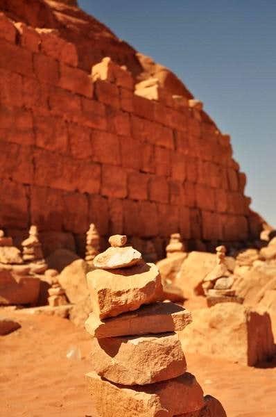 Nabataen Temple