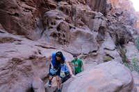 El Mahama Canyon
