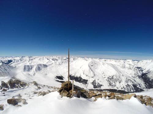 Mount Elbert Summit