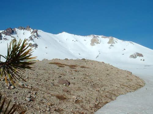 The Lassen Peak from...