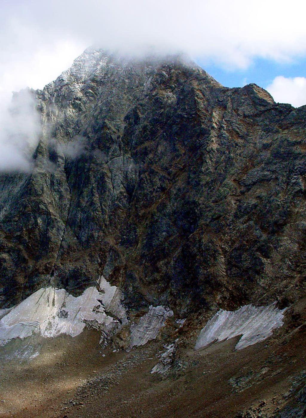 Arpisson occidentale Glacier