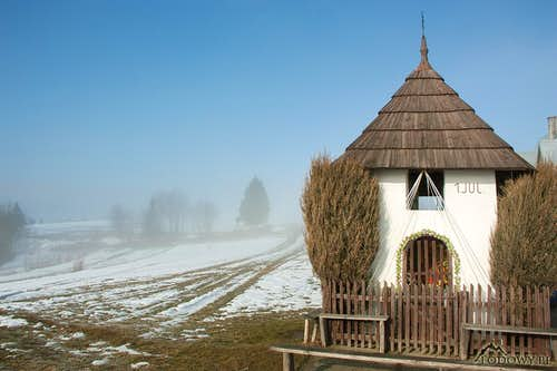 Lapszanka chapel