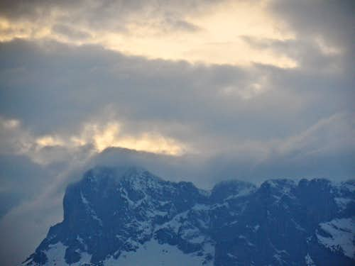 Berchtesgadener Hochthron (1972m)