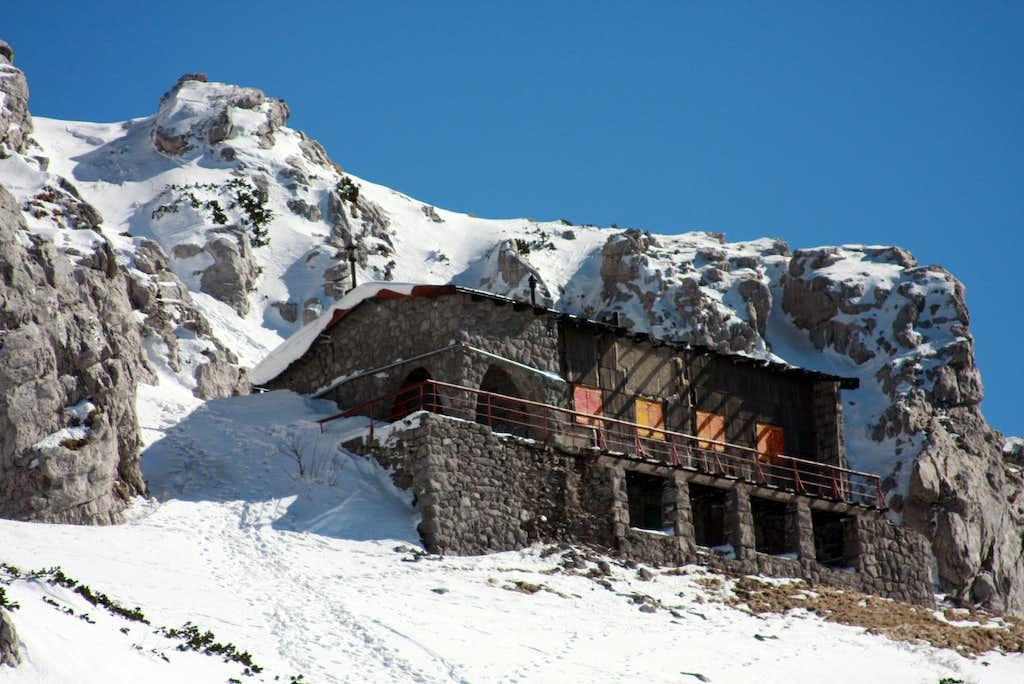 Snježnik mountain hut