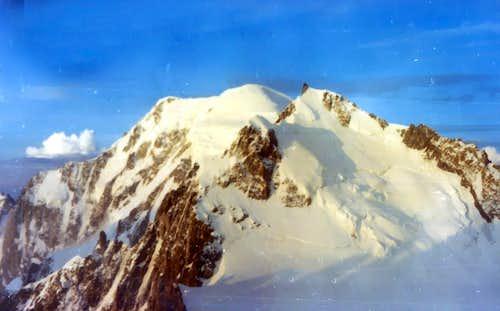 Tacul-Maudit-Mount Blanc-Gôuter Integral Traverse 1973