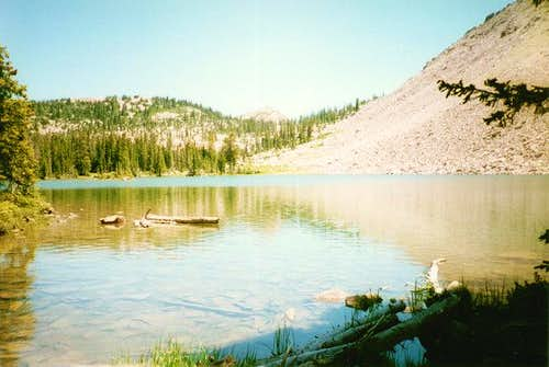 South Erickson Lake. The...