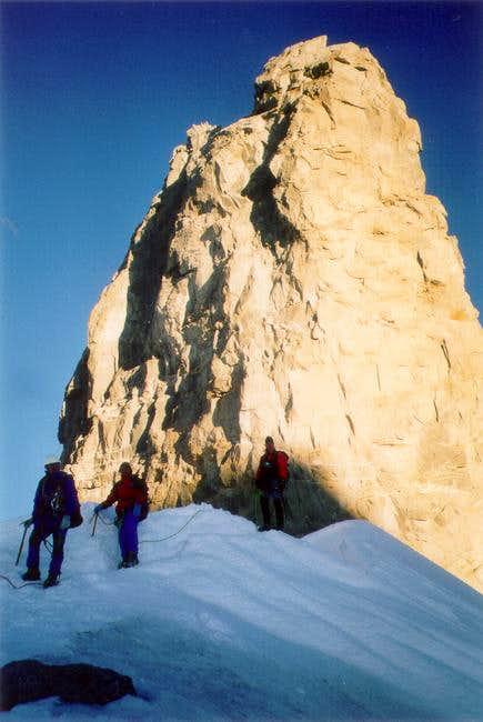 Dent from Rochefort ridge