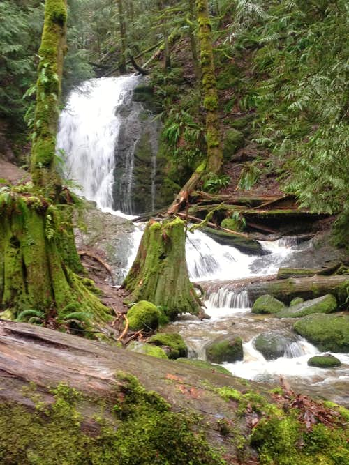 Coal Creek Falls