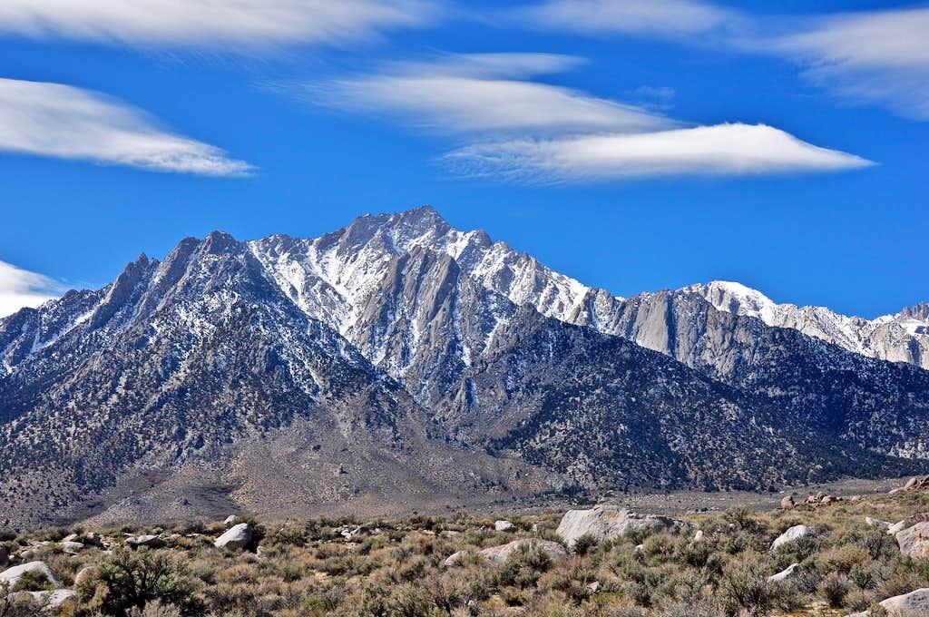 Lone Pine Peak...