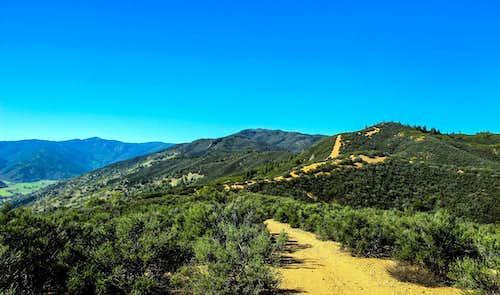 Wolf Creek Ridge