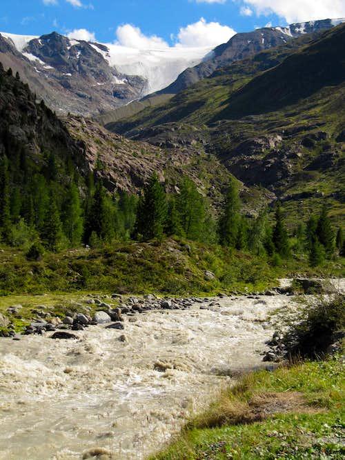 Gepatschferner Glacier