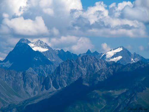Rostizkogel (3395m)