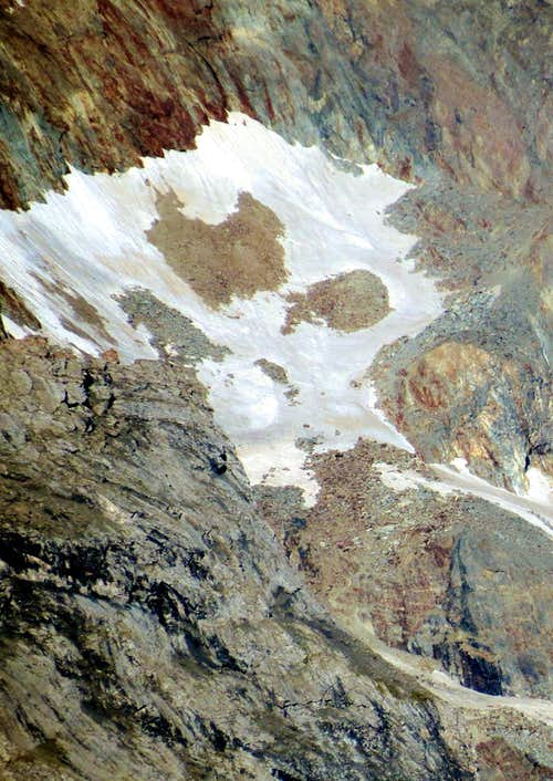 Grivoletta Glacier