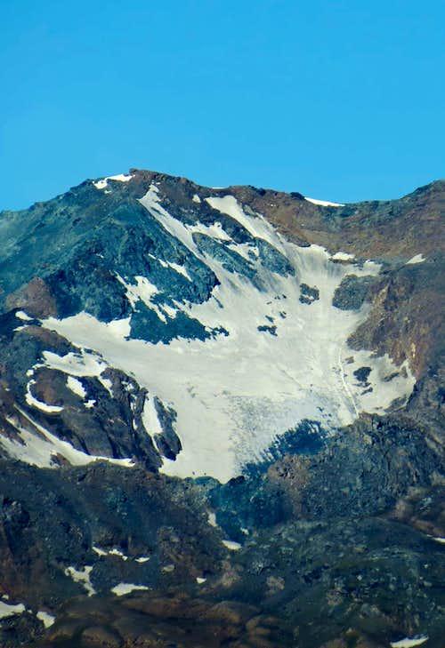 Della Rossa Glacier