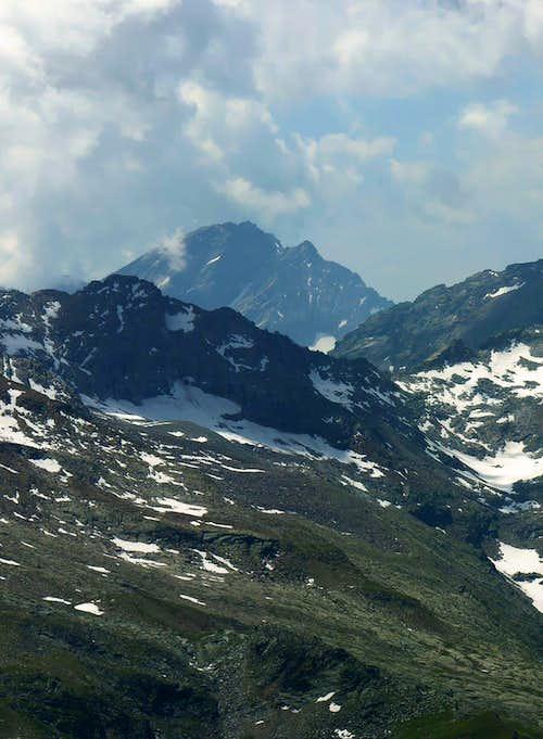 Lavinetta Glacier