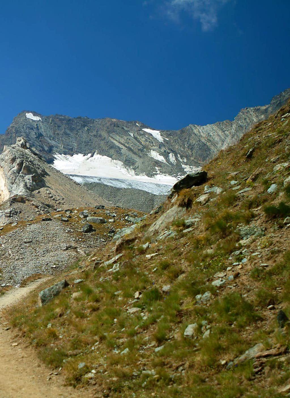 Tuf Glacier
