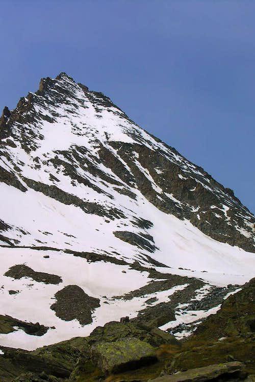 Herbetet Glacier