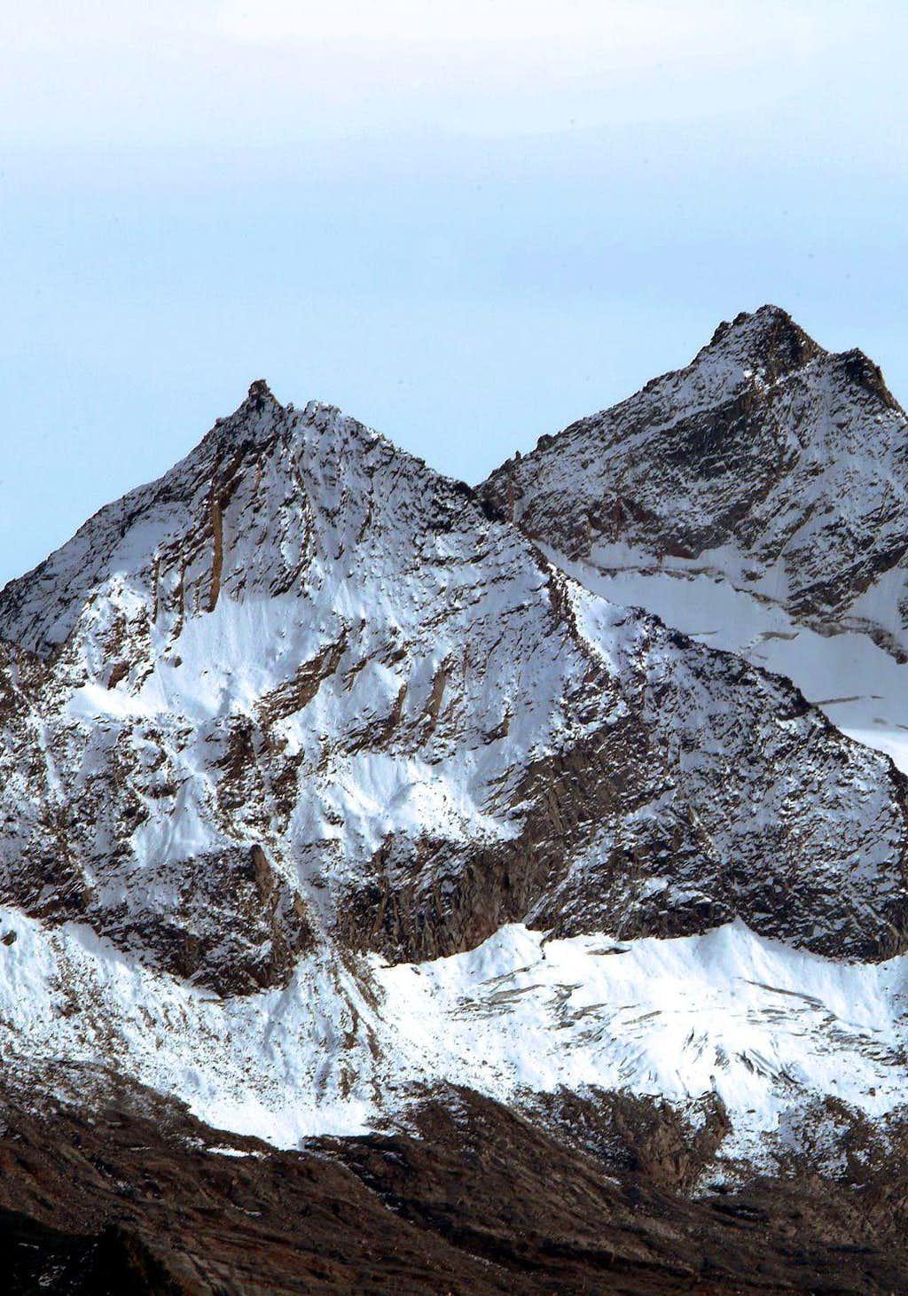 Arolla Settentrionale Glacier