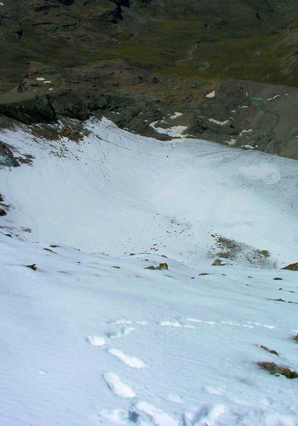 Tessonet Glacier