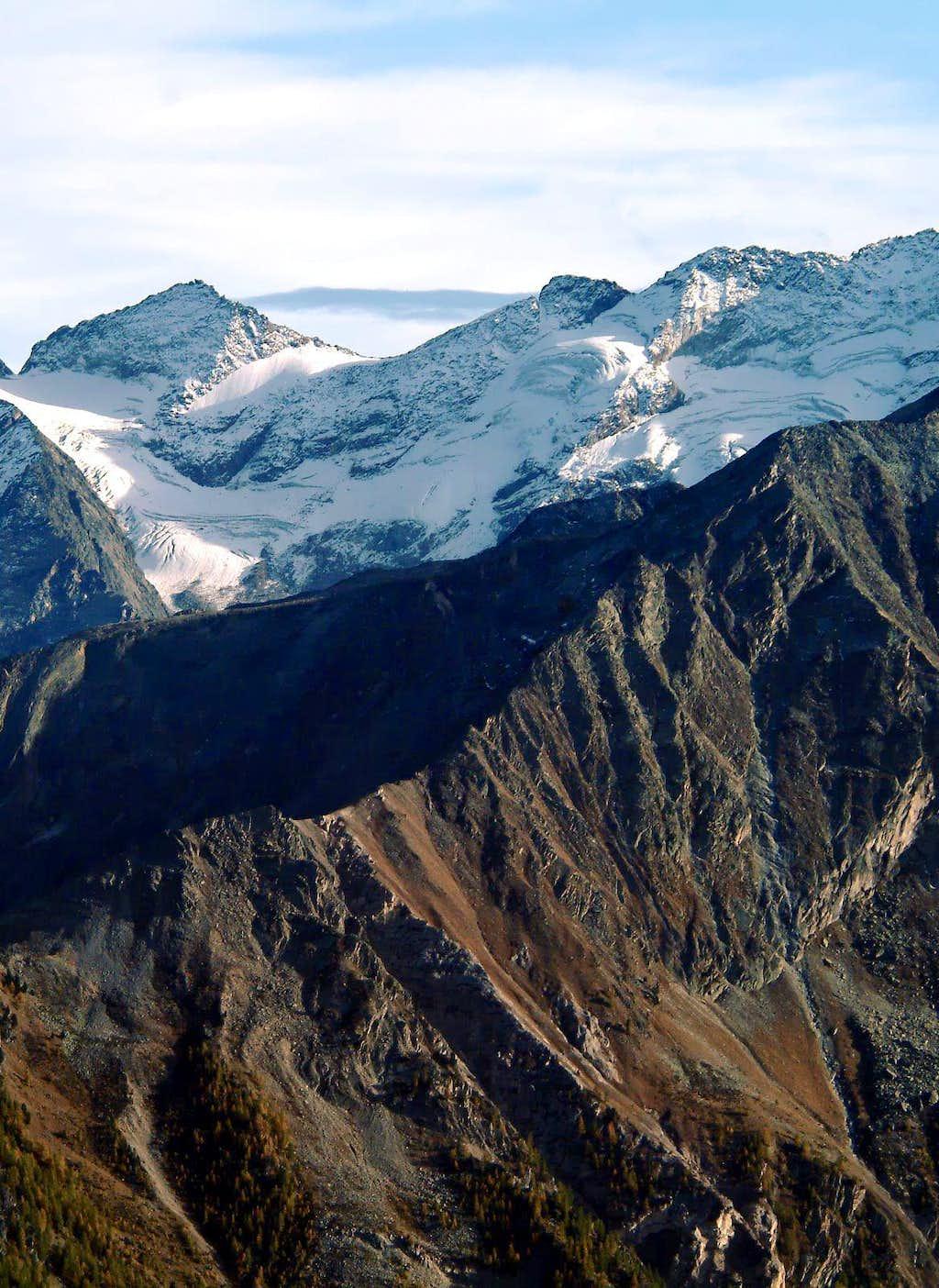 Sengie Glacier