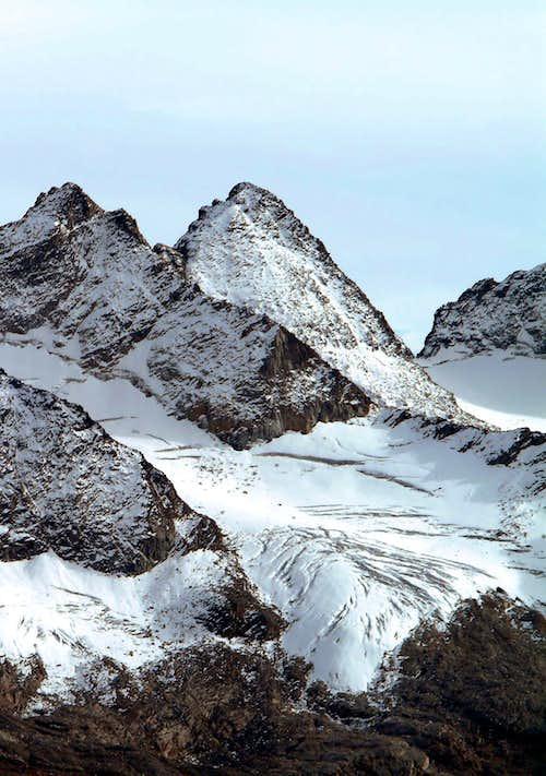 Arolla Meridionale Glacier