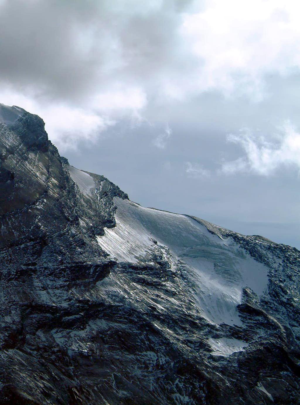 Belleface Glacier