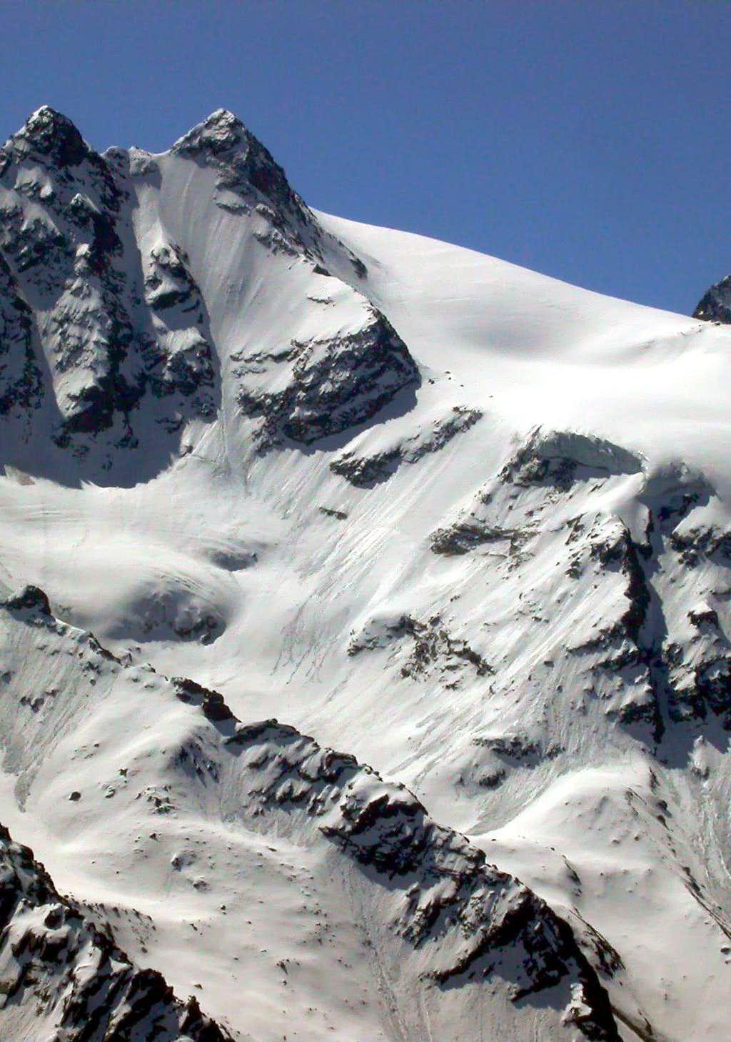 Patrì Glacier