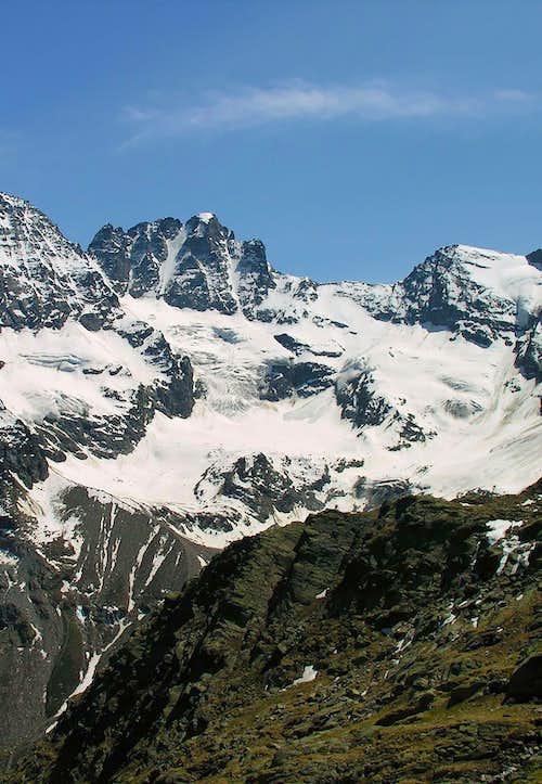 Gran Croux Glacier
