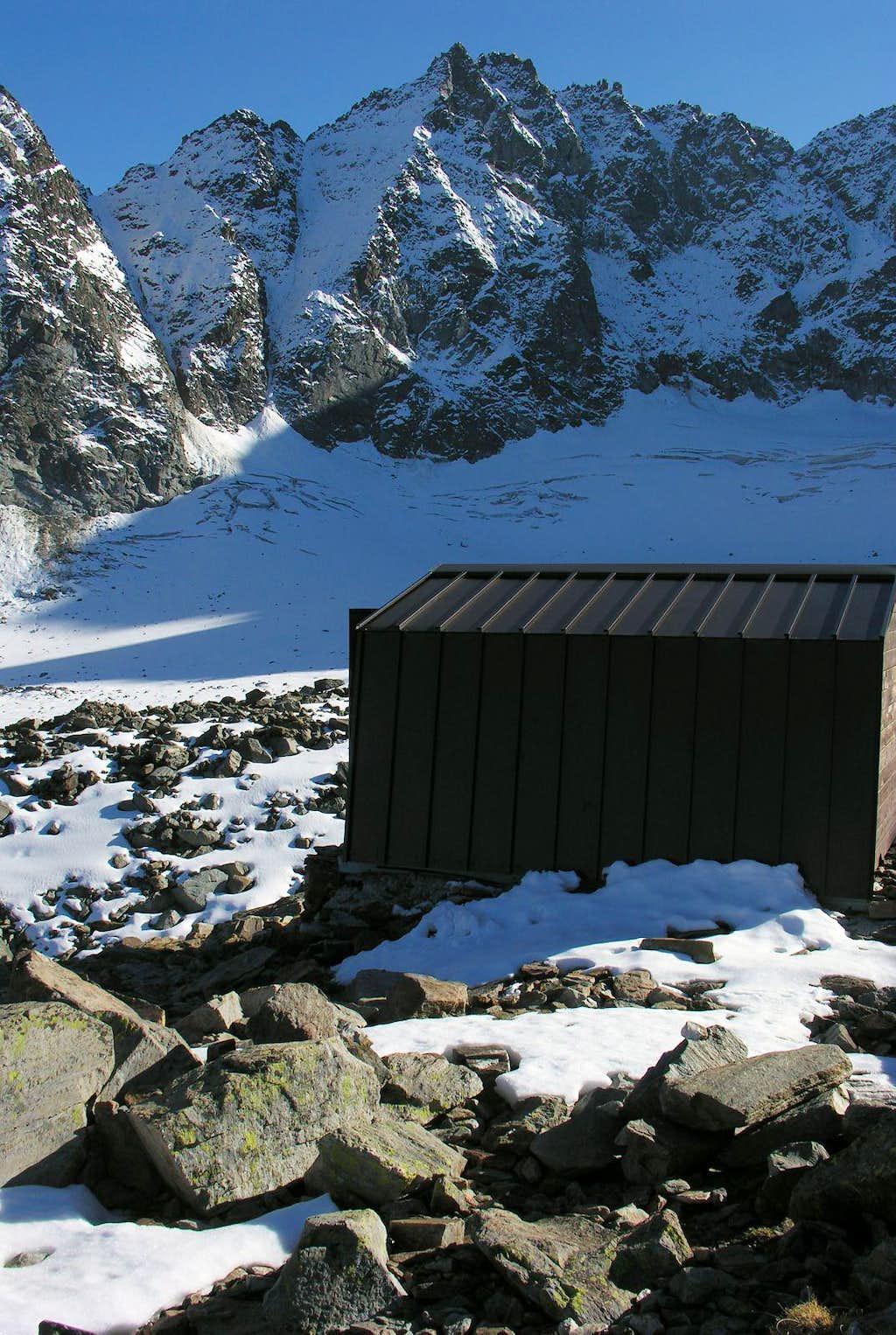 Valeille Glacier