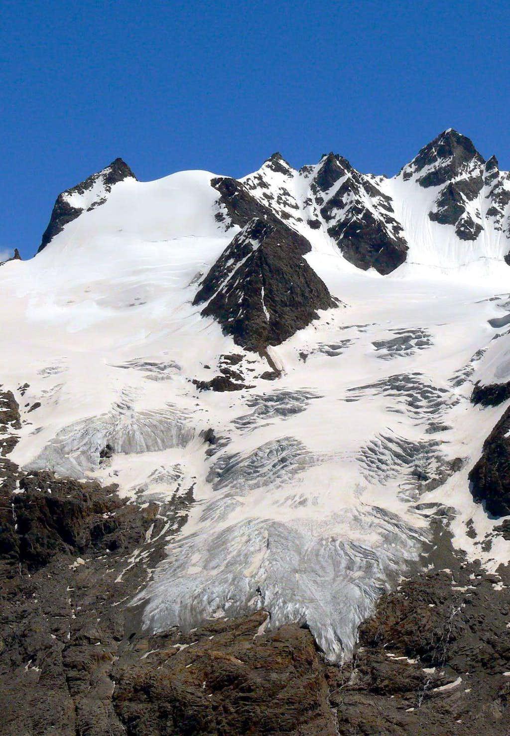 Coupè di Money Glacier