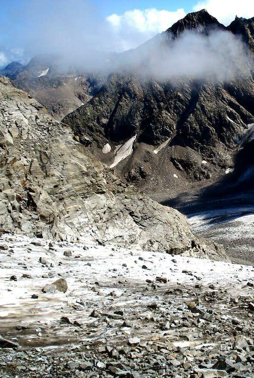 Teleccio Settentrionale Glacier