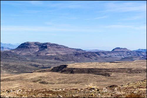 Double Benchmark - Delamar Mountains