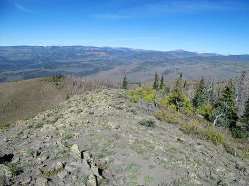 High Peaks of Fishlake Plateau