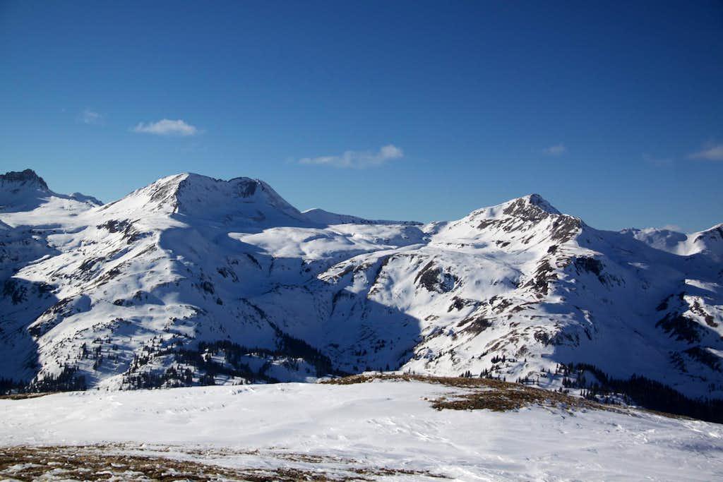 T 10 and Trico Peak