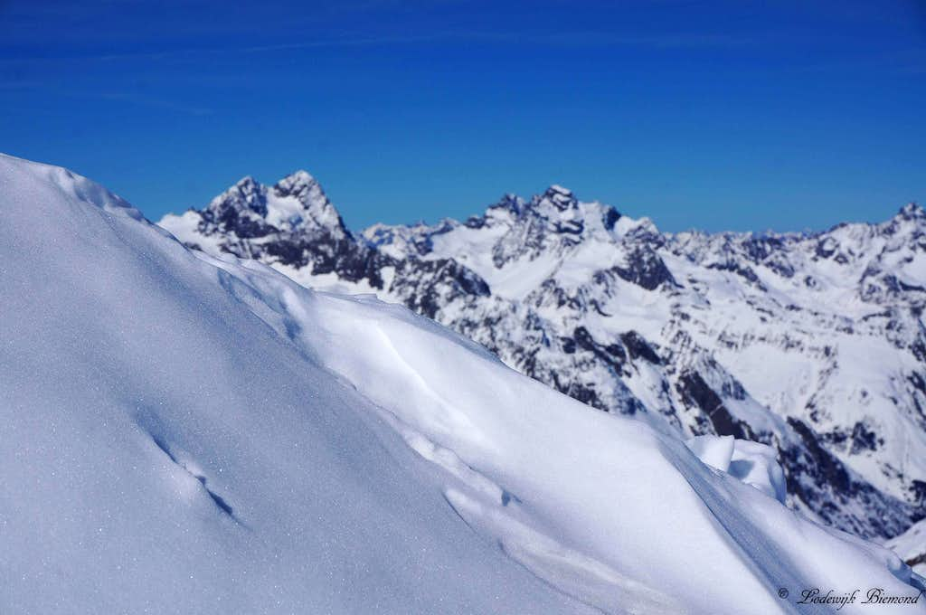 Verpeilspitze (3425m SE Face)