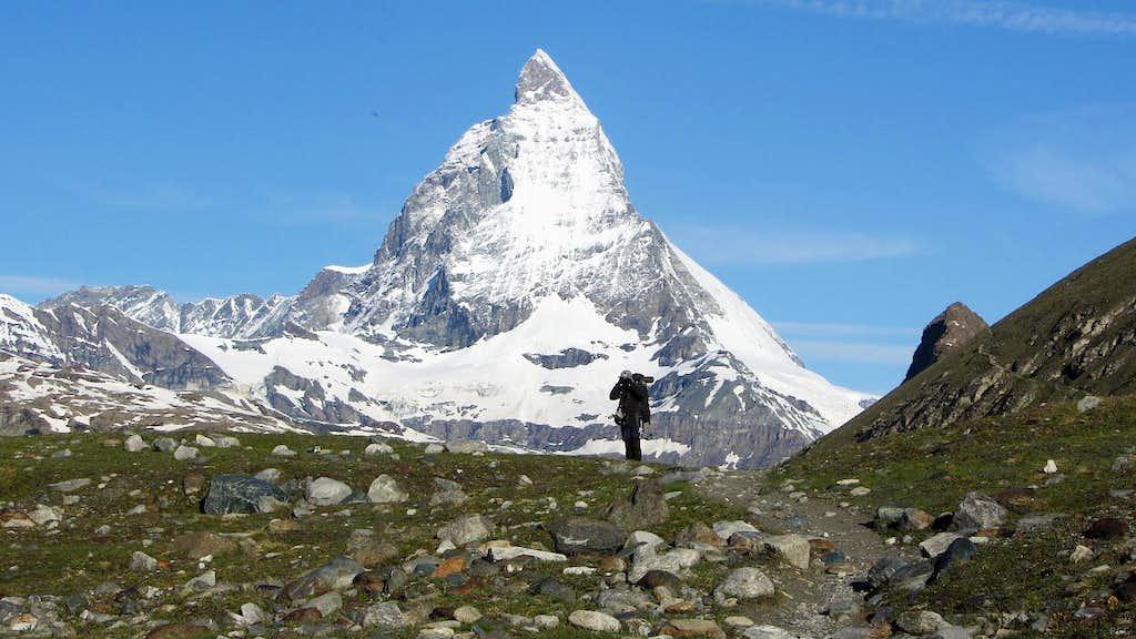 Mark and Matterhorn