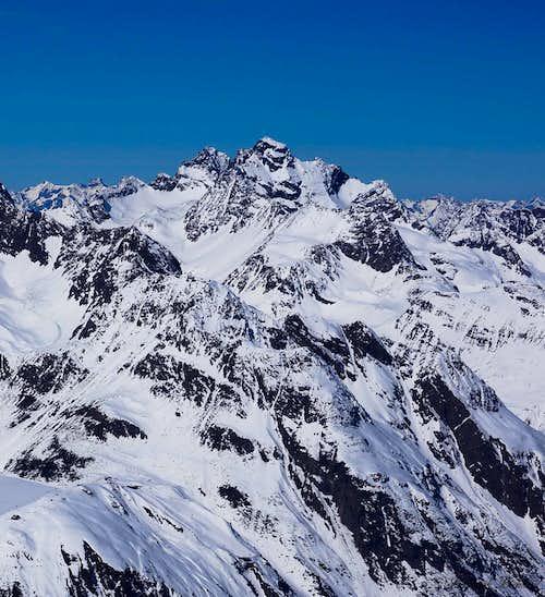 Verpeilspitze (3425m, SE Face)
