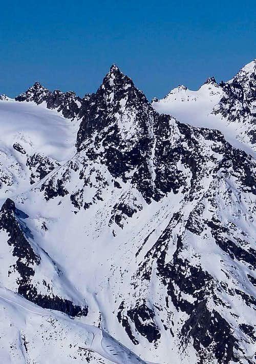 Seekogel (3350m, SE Face)