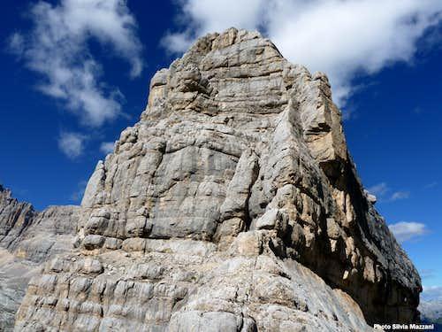 Torre dei Sabbioni South Face