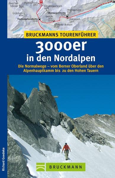 3000er in den Nordalpen - Richard Goedeke