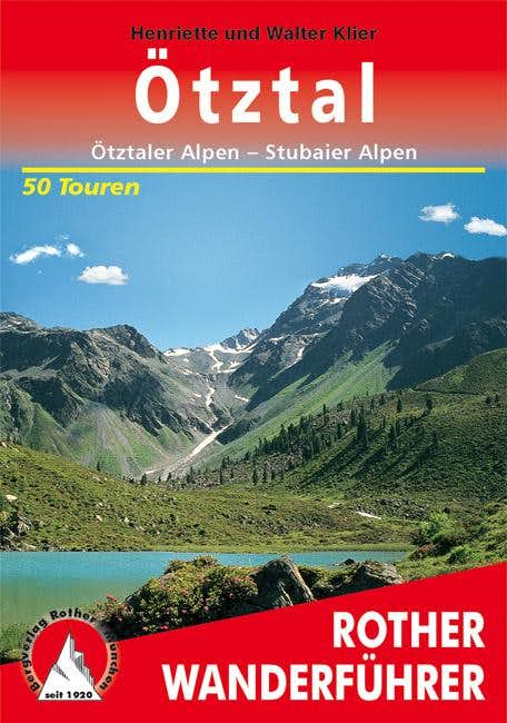 Otztal Alps - 50 touren; Rother Verlag
